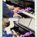 ピアノ紳士のお2人!